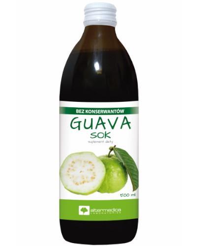 Alter Medica Guava sok 500 ml