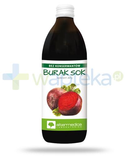 Alter Medica Burak sok z buraka pasteryzowany 1000 ml