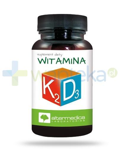 AlterMedica witamina K2 D3 30 kapsułek
