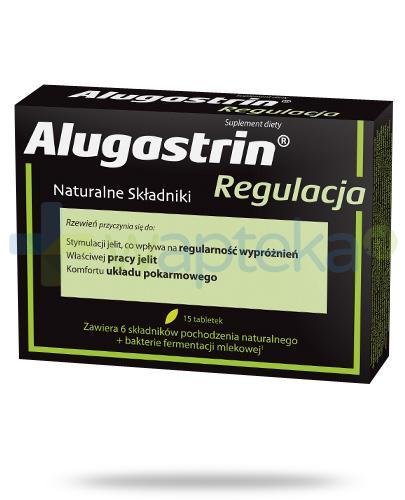 Alugastrin Regulacja 15 tabletek