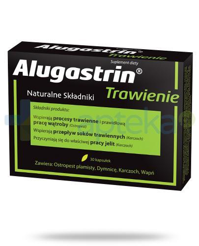 Alugastrin Trawienie 30 kapsułek
