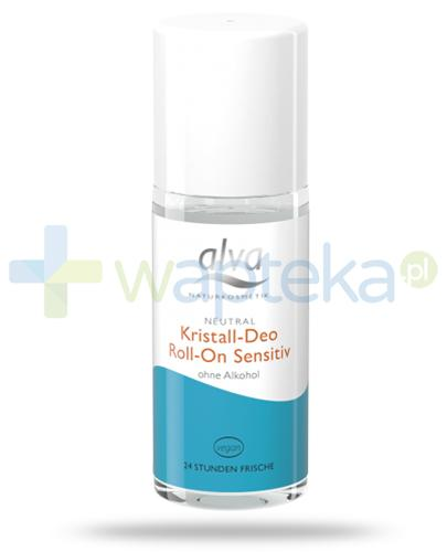Alva Crystal Deo Sensitive dezodorant w krysztale roll-on 50 ml
