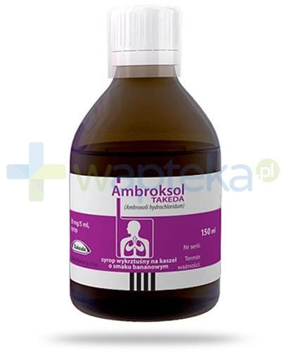 Ambroksol 30mg/5ml syrop 150 ml
