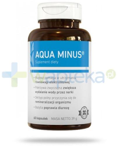 AMC Aqua Minus 60 kapsułek