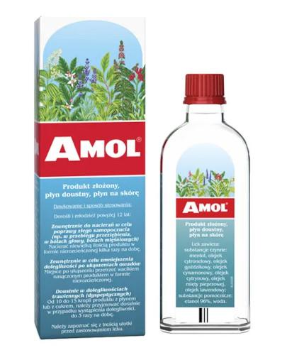 Amol płyn 100 ml