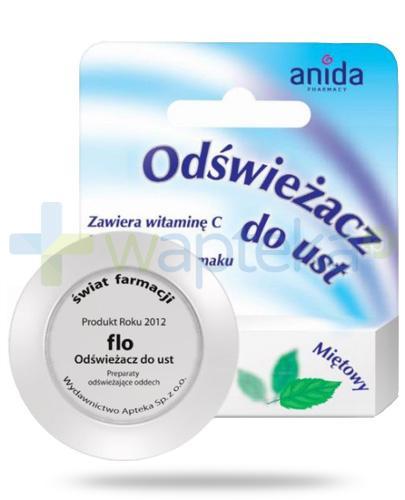 Anida Flo odświeżacz do ust miętowy 5 ml