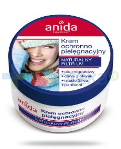 Anida krem ochronno pielęgnacyjny z naturalnym filtrem UV 100 ml