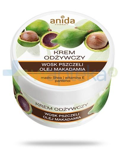 Anida krem odżywczy wosk pszczeli i olej makadamia 125 ml