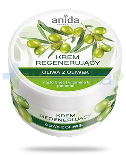 Anida krem regenerujący oliwa z oliwek 125 ml