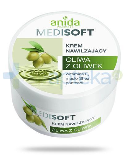 Anida Medi Soft krem nawilżający do twarzy oliwa z oliwek 100 ml