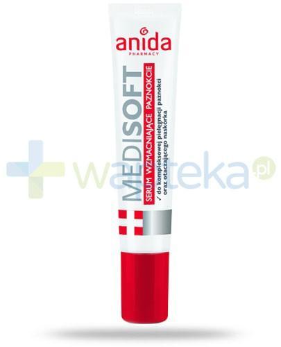 Anida Medi Soft serum wzmacniające paznokcie 15 ml