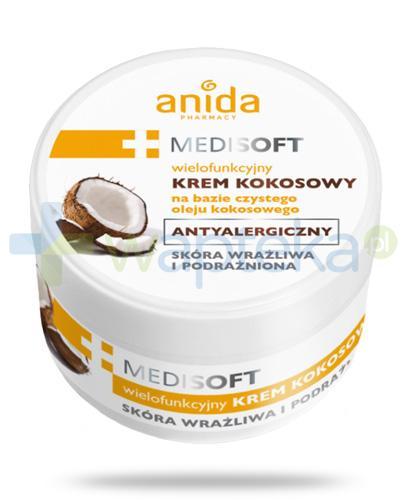 Anida Medi Soft wielofunkcyjny krem kokosowy 125 ml