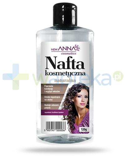 Anna nafta kosmetyczna naturalna 120 g