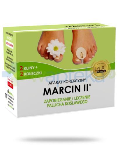 Aparat korekcyjny MARCIN II do stosowania w trakcie chodzenia 1 sztuka