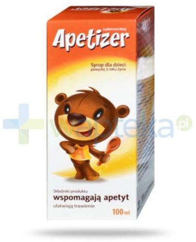 Apetizer dla dzieci syrop 100 ml