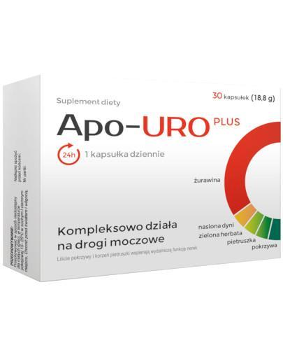 Apo-URO Plus 30 kapsułek