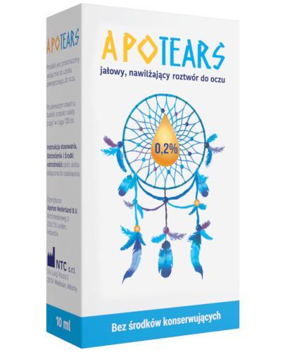 ApoTears krople do oczu 0,2 % 10 ml