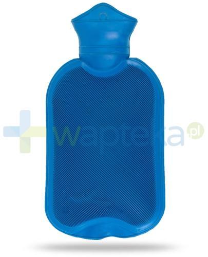 Apteo Care Termofor gumowy niebieski 2000 ml