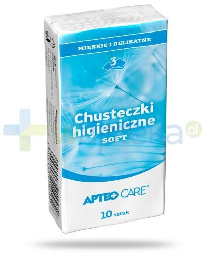 Apteo Chusteczki higieniczne Soft 10x 10 sztuk