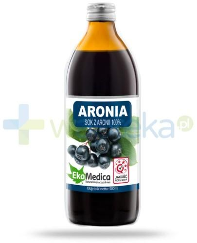 Aronia 100% Sok EkaMedica 1000ml