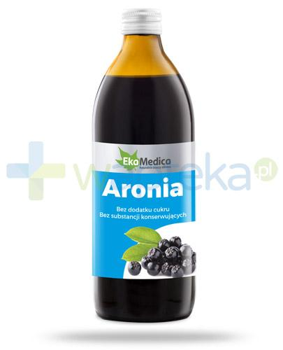 EkaMedica Aronia sok pasteryzowany 1000 ml [27148]