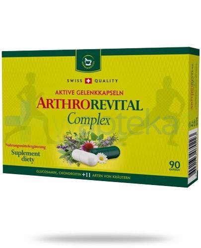 Arthrorevital Complex 90 kapsułek