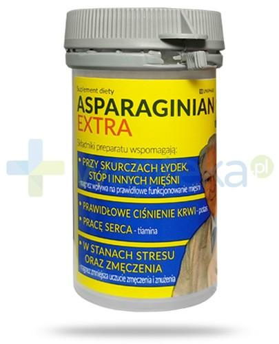 Asparaginian Extra 50 tabletek [6373]