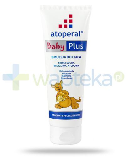 Atoperal Baby Plus emulsja do ciała 200 ml