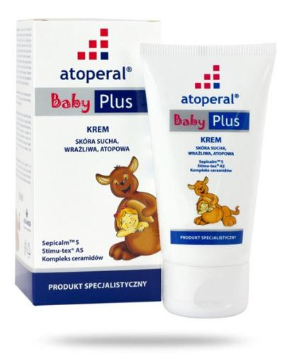 Atoperal Baby Plus krem 50 ml