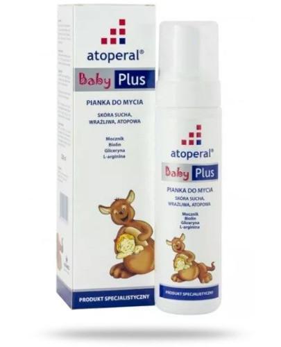 Atoperal Baby Plus pianka do mycia 200 ml