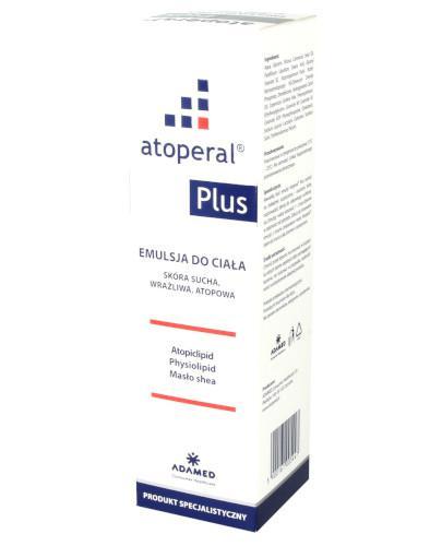Atoperal Plus emulsja do ciała 400 ml