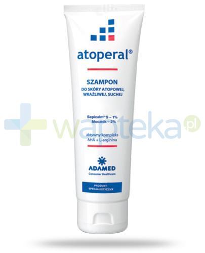 Atoperal szampon do włosów 125 ml