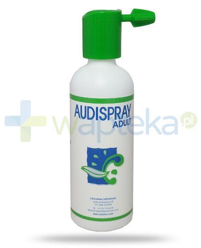 Audispray Adult Higiena uszu roztwór wody morskiej w aerozolu 50 ml