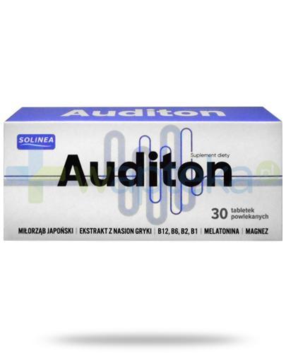 Auditon 30 tabletek powlekanych