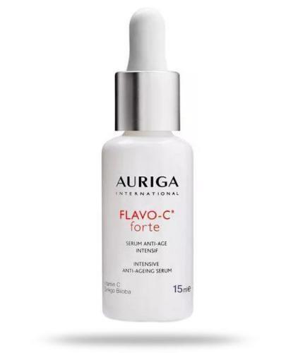 Auriga Flavo-C Forte serum przeciwstarzeniowe do twarzy 15 ml