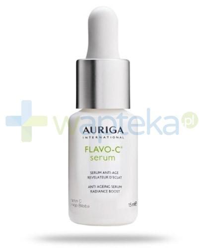 Auriga Flavo-C serum przeciwstarzeniowe do twarzy 15 ml