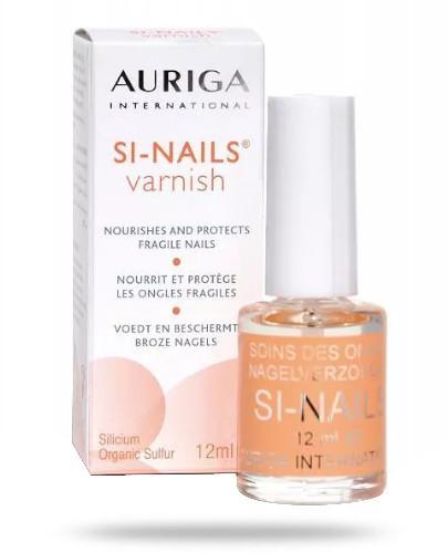 Auriga Si-Nails odżywka do paznokci 12 ml