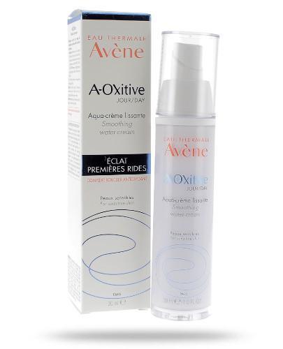 Avene A-Oxitive Wygładzający krem wodny do skóry wrażliwej 30 ml - wapteka.pl