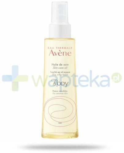 Avene Body olejek pielęgnacyjny do ciała 100 ml - wapteka.pl