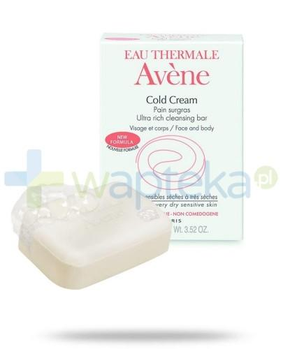 Avene Cold Cream Kostka toaletowa do mycia 100g
