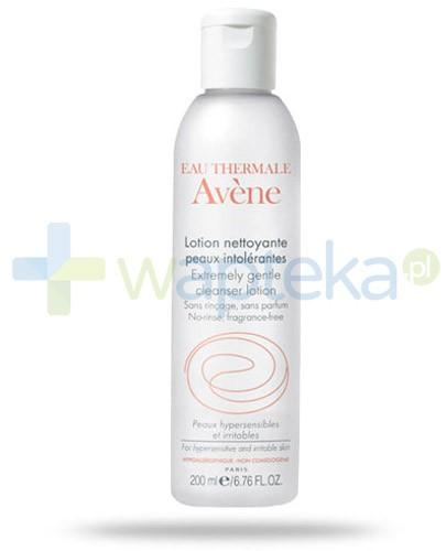 Avene delikatny żel oczyszczający do skóry podrażnionej 200 ml