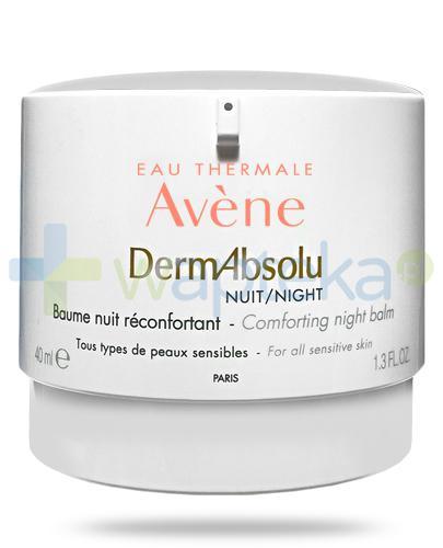 Avene DermAbsolu Noc przywracający komfort skóry krem na noc 40 ml + Avene płyn micelarny 100 ml [GRATIS] [Data ważności 30-04-2019]