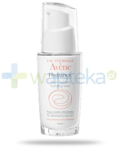 Avene Hydrance Optimale Serum nawilżające 30 ml + Avene Cleanance Woda micelarna 20 ml GRATIS