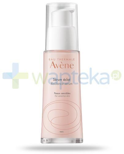 Avene Les Essentiels serum rozświetlające do skóry wrażliwej 30 ml - wapteka.pl