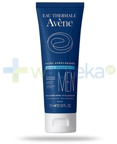 Avene Men Fluid po goleniu do skóry normalnej i mieszanej 75 ml