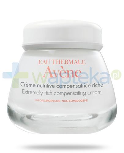 Avene Nutritive Extremely Riche krem odżywczy do skóry bardzo suchej wrażliwej 50 ml