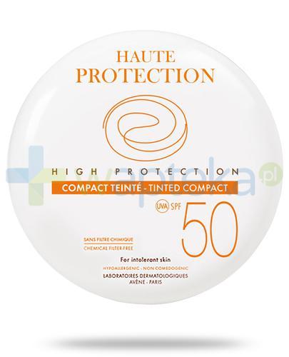 Avene ochronny podkład Miodowy SPF50 do skóry nadwrażliwej 10 g