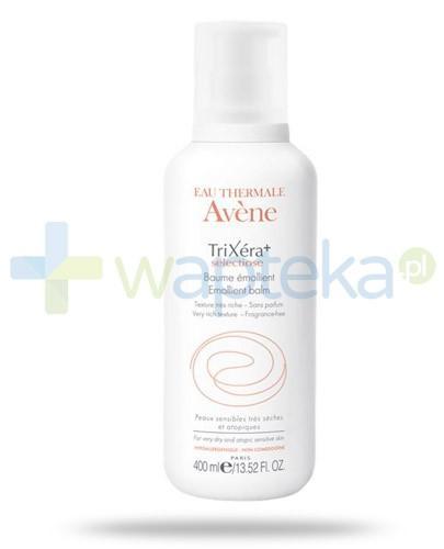 Avene Trixera+ Selectiose balsam nawilżająco zmiękczający 400 ml