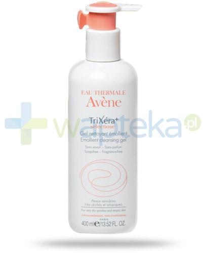 Avene TriXera+ Selectiose krem nawilżająco zmiękczający 400 ml - Data ważności 30-04-2017