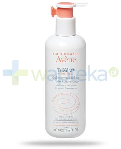 Avene Trixera+ Selectriose żel oczyszczająco zmiękczający 400 ml